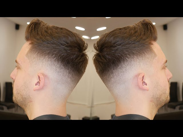 Haircut Tutorial How To Do A Textured Quiff For Begnners Full