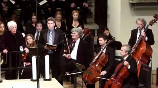 Musikfest Stuttgart 2011 -- Gesprächskonzert 1 mit Helmuth Rilling