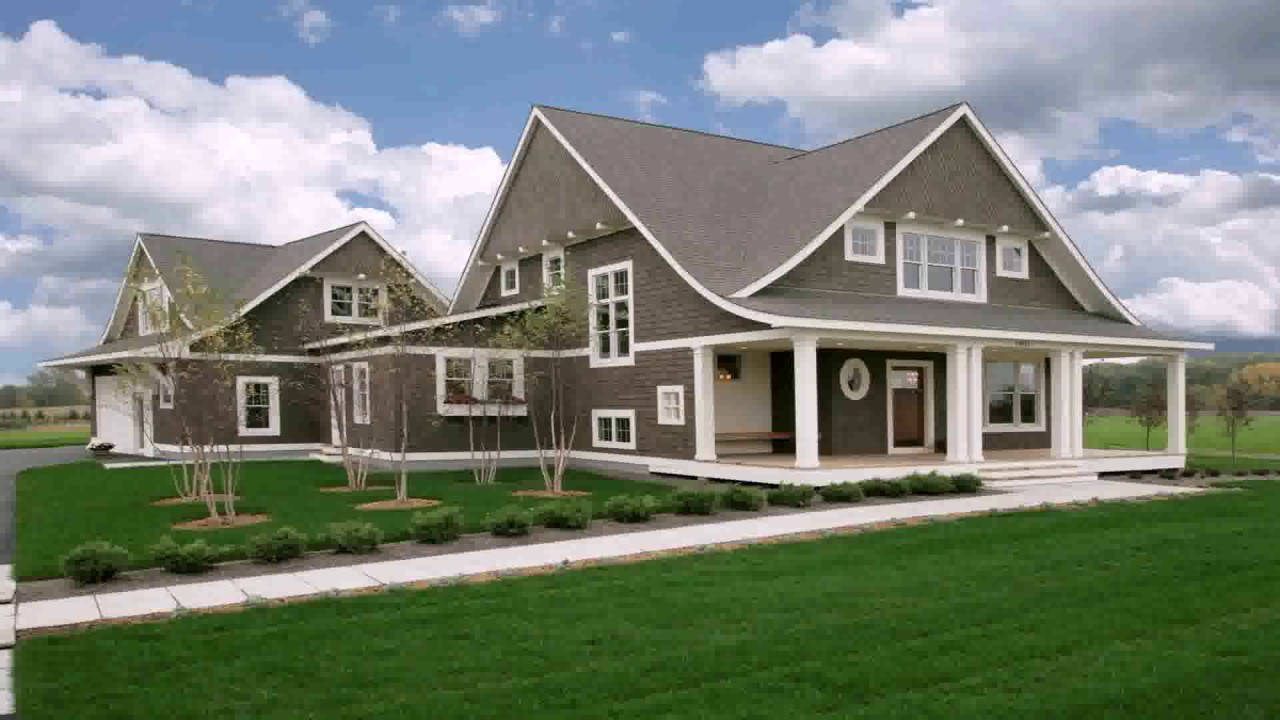 Ranch Style House Exterior Paint Colors Youtube