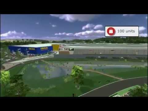 IKEA Centres Bayonne  2014