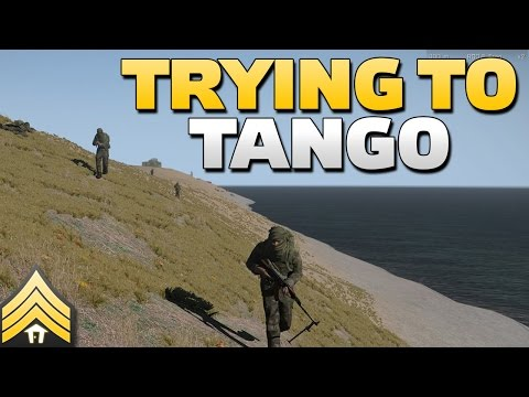 Trying to Tango - Arma 3 Coastal Defense