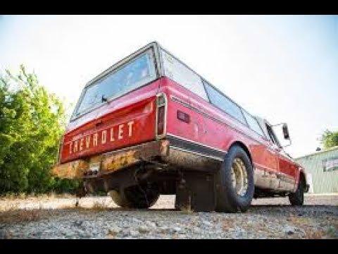 Download Youtube: Farm truck vs 1000hp CORVETTE