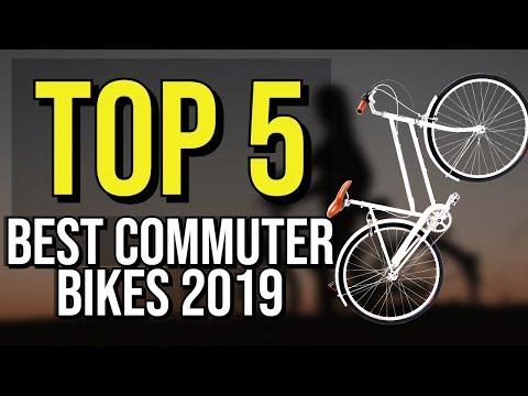 ✅ TOP 5: Best Commuter Bike 2019