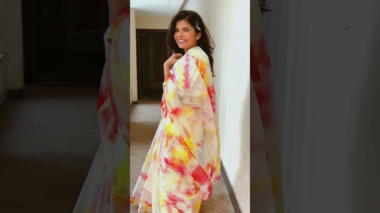 Rate My Bollywood Style Saree Dance Out Of 10 | Bridal Saree Shopping Delhi | Wedding Saree Look