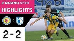 Eintracht Braunschweig - 1. FC Magdeburg | Spieltag 20, 19/20 | MAGENTA SPORT