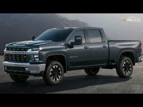 All-New 2020 Chevy Silverado HD Revealed