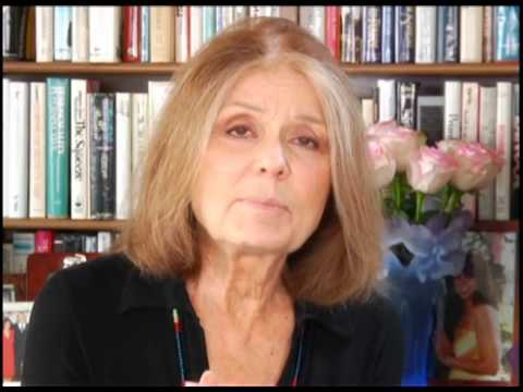 Today's Feminist Issues, From Gloria Steinem