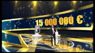 Euromillions draw of 30 April 2013