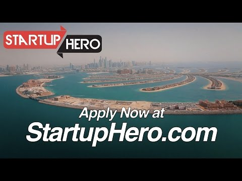 Startup Hero - Turn your business ideas into reality. Apply Now!