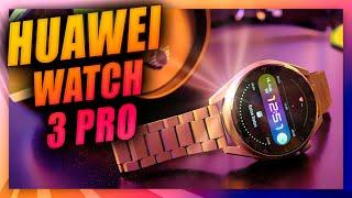 Huawei Watch 3 Pro - Ich würde warten! - Test