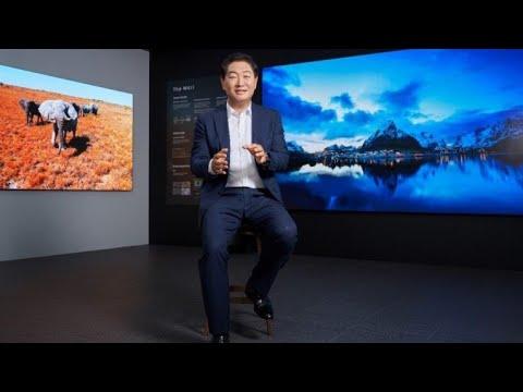 Samsung Digital Signage Showcase