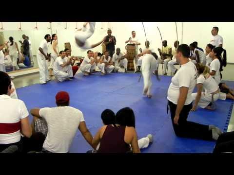 Roda de Capoeira Expressão&Arte Escrava Anastácia