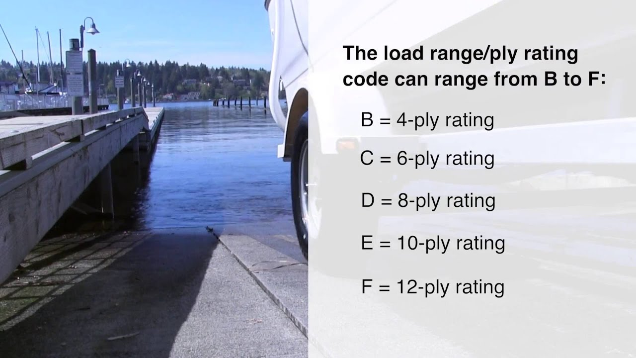 How do you determine tire load ratings?