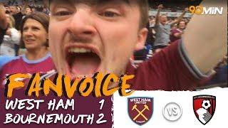 Video West Ham 1-2 Bournemouth | Arnautovic, Wilson & Cook goals mean Bournemouth win 2-1 West Ham! download MP3, 3GP, MP4, WEBM, AVI, FLV Agustus 2018