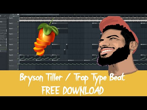 How To Make Smooth R&B Type Beat / Trap Soul Type Instrumental  [FL Studio 20.8.3 Tutorial] 2021