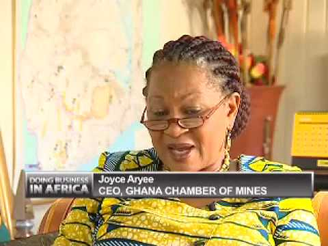 Doing Business In Africa - Ghana - Part 2 - Oil, Agriculture and Gold