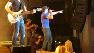 Luke Bryan Country Girl (Shake it For Me) Live at The Florida Strawberry Festival 3/8/12