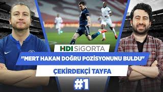 Mert Hakan en doğru pozisyonunu buldu! | Mustafa Demirtaş & Uğur Karakullukçu |