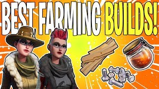 BEST Farming Builds in STW! Archaeolo-Jess vs Pathfinder Jess | Fortnite Save The World
