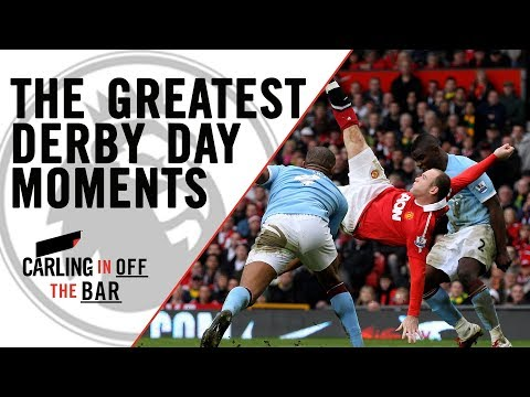 What's the greatest Manchester Derby moment?   Carling Fan Films