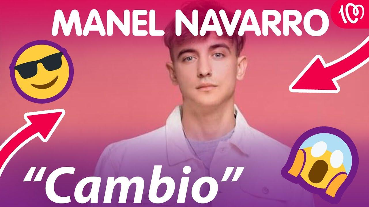 """Manel Navarro: """"No me veía guapo: el personaje se había comido a la persona"""""""