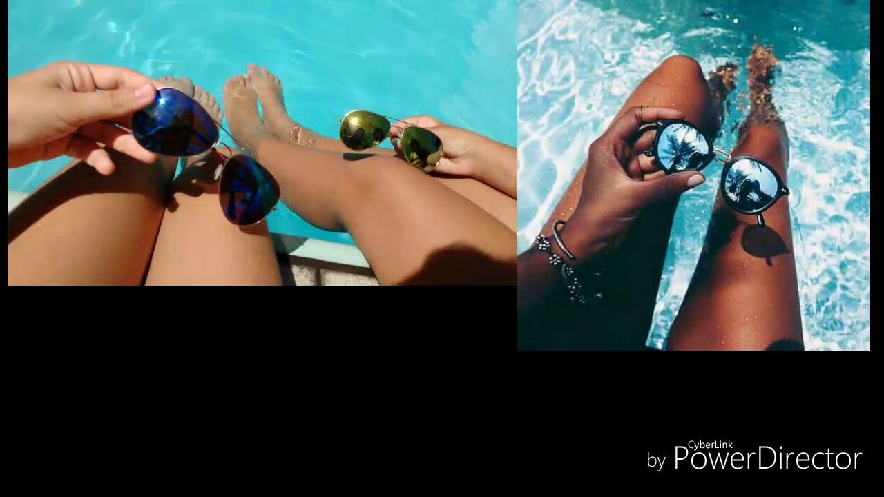 Imitando Fotos Tumblr Na Piscina Diário Das Primas Youtube