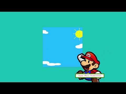 Super Mario Productions.EXE Button A