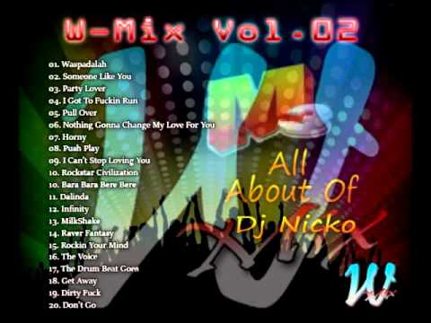 WMix Vol.02 [ All About Of DJ Nicko ] HardStyle DownBeat