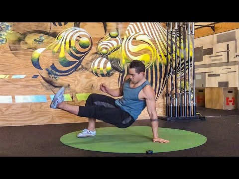 BODYWEIGHT | Core & Plyo Workout (Intermediate)