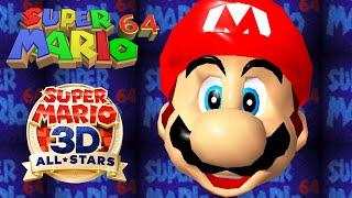 Super Mario 64 (3D All-Stars) - Full Game 100% Walkthrough