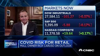 Mall owner Rick Caruso on holiday season outlook as Americans plan to spend less