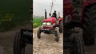 Pind di Mauj Guru Randhawa on Tractor