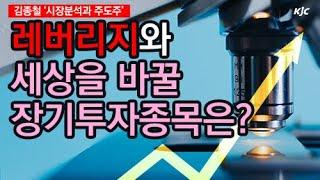 [김종철 시장분석과 주도주] 레버리지와 세상을 바꿀 장…