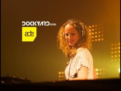 Monika Kruse @ ADE Dockyard Festival 2015, FACT Stage, Amsterdam