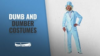 Dumb And Dumber Costumes [2018]: Rasta Imposta Dumb and Dumber Harry Dunne Tuxedo Costume, Blue, One