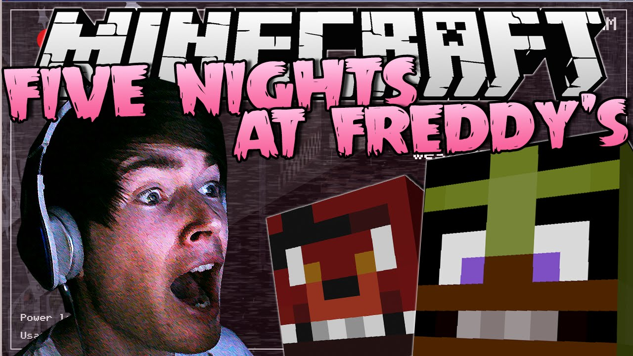 dan tdm 5 nights at freddys world