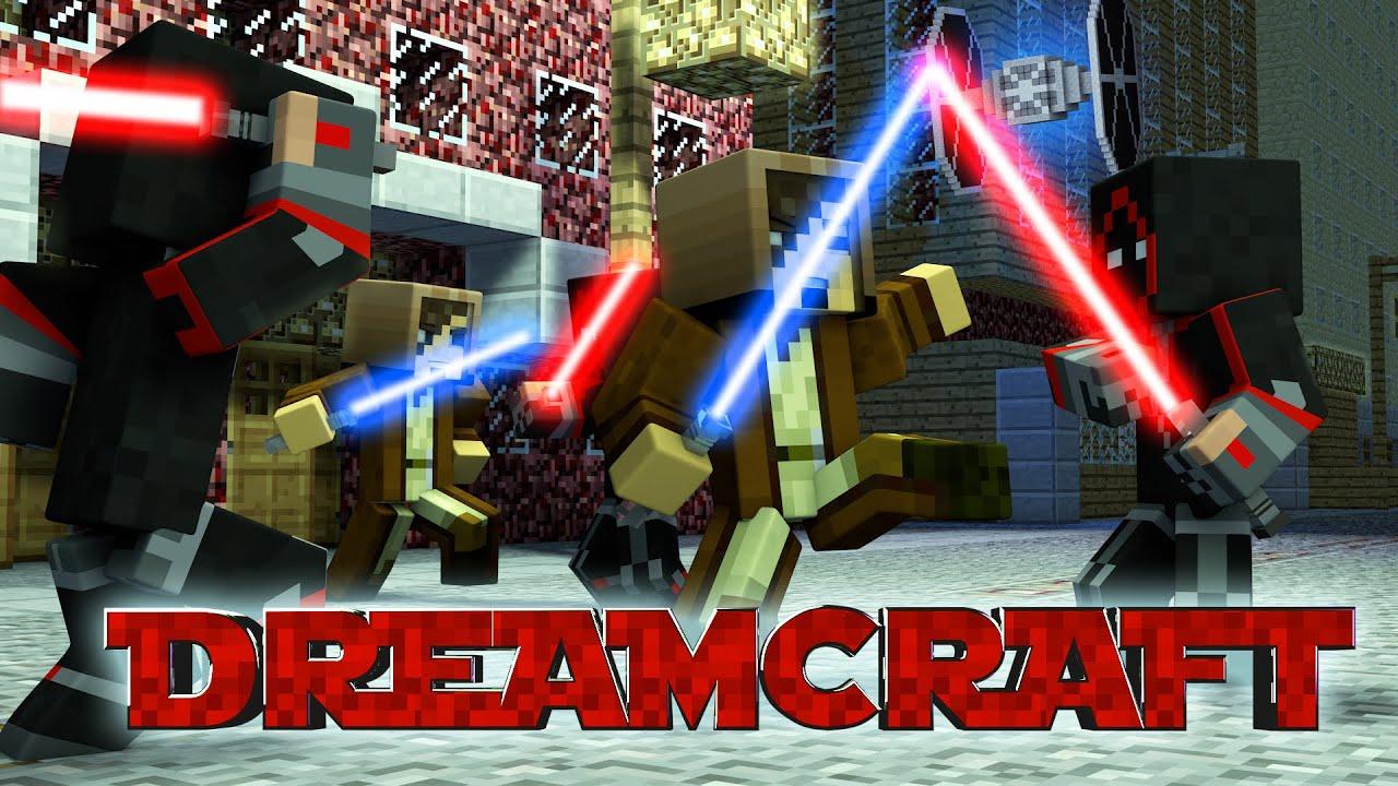 Minecraft dream craft star wars modded survival ep 67 for The atlantic craft minecraft