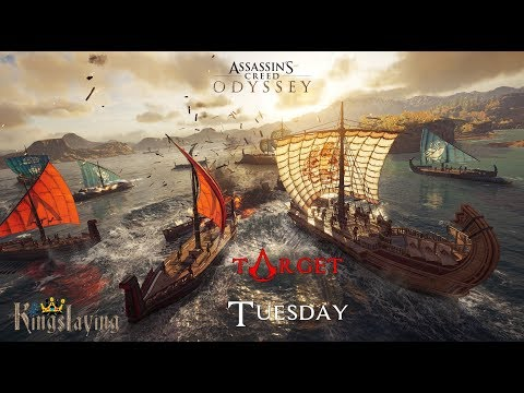 target-tuesday-kingslaying---assassin's-creed-odyssey-#beabra