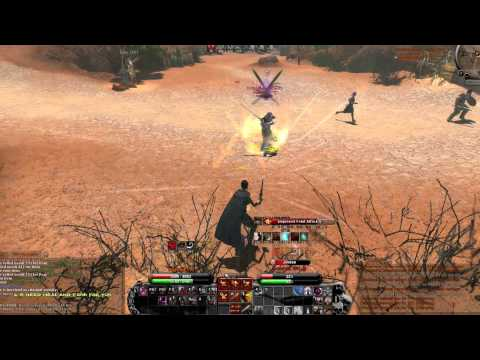 Age of Conan assassin pvp video Jindae