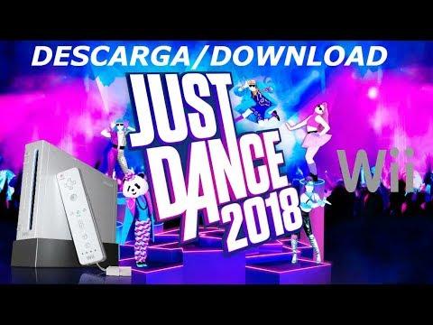 [NTSC Y PAL] DESCARGAR E INSTALAR JUST DANCE 2018 [WII] EN ESPAÑOL
