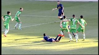 UCAM Murcia 3 - Linares 0 (30-04-16)