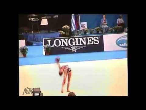 **MUST SEE** Rhythmic Gymnastics: Best Ball Routine Ever?