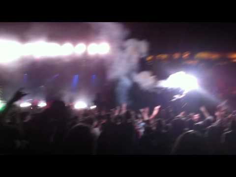 The Prodigy - Their Law (Live @ Warriors Dance, Belgrade 16-09-2012)