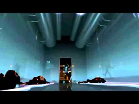 Tron: Uprising Clip - Tron is Healed