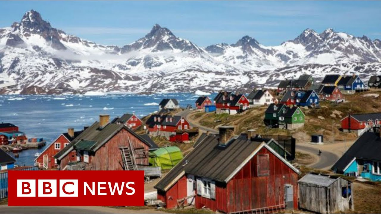 Trump cancels his state visit to Denmark over Greenland