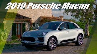 Porsche Macan 2019 (Dolomite Silver Metallic) - Exterior, Interior & Drive