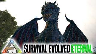EN DONIMUS DRAGON! - ARK Survival Evolved Modded Eternal Dansk Ep 33
