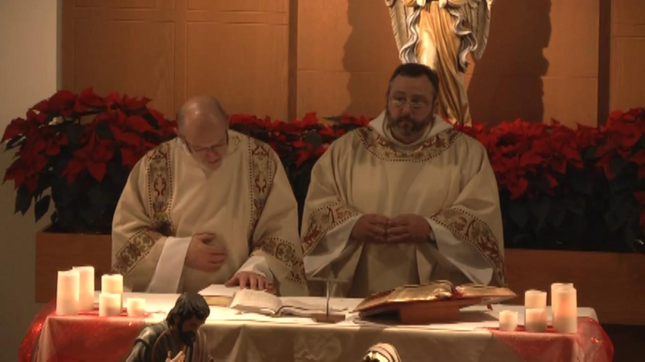 St. Joseph's Mooers Christmas Eve Mass  12-24-16