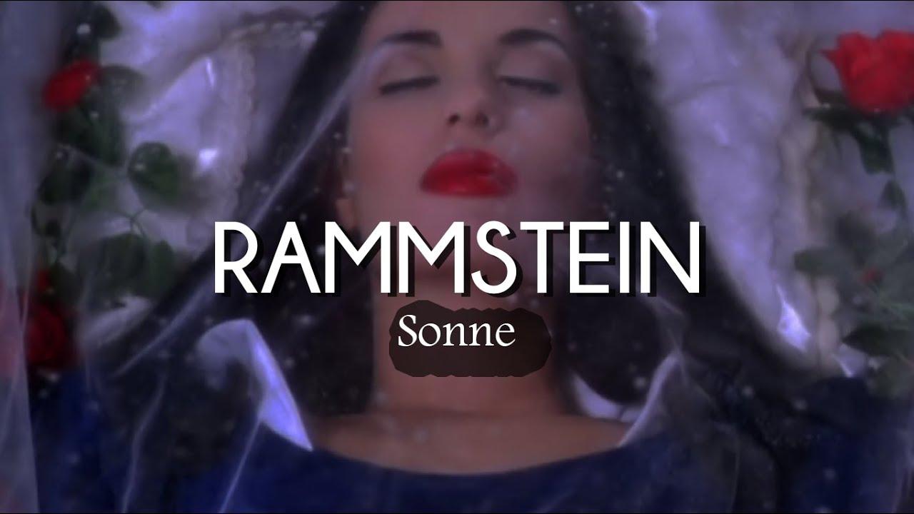 Rammstein - Sonne (Lyrics/Sub Español)