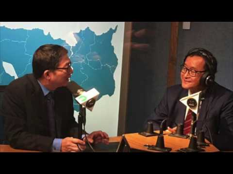 Mr. Sam Rainsy interview with RFA on 19 July 2017 part 03 - Khmer Rouge leader